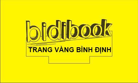 Trang vàng bình định bidibook
