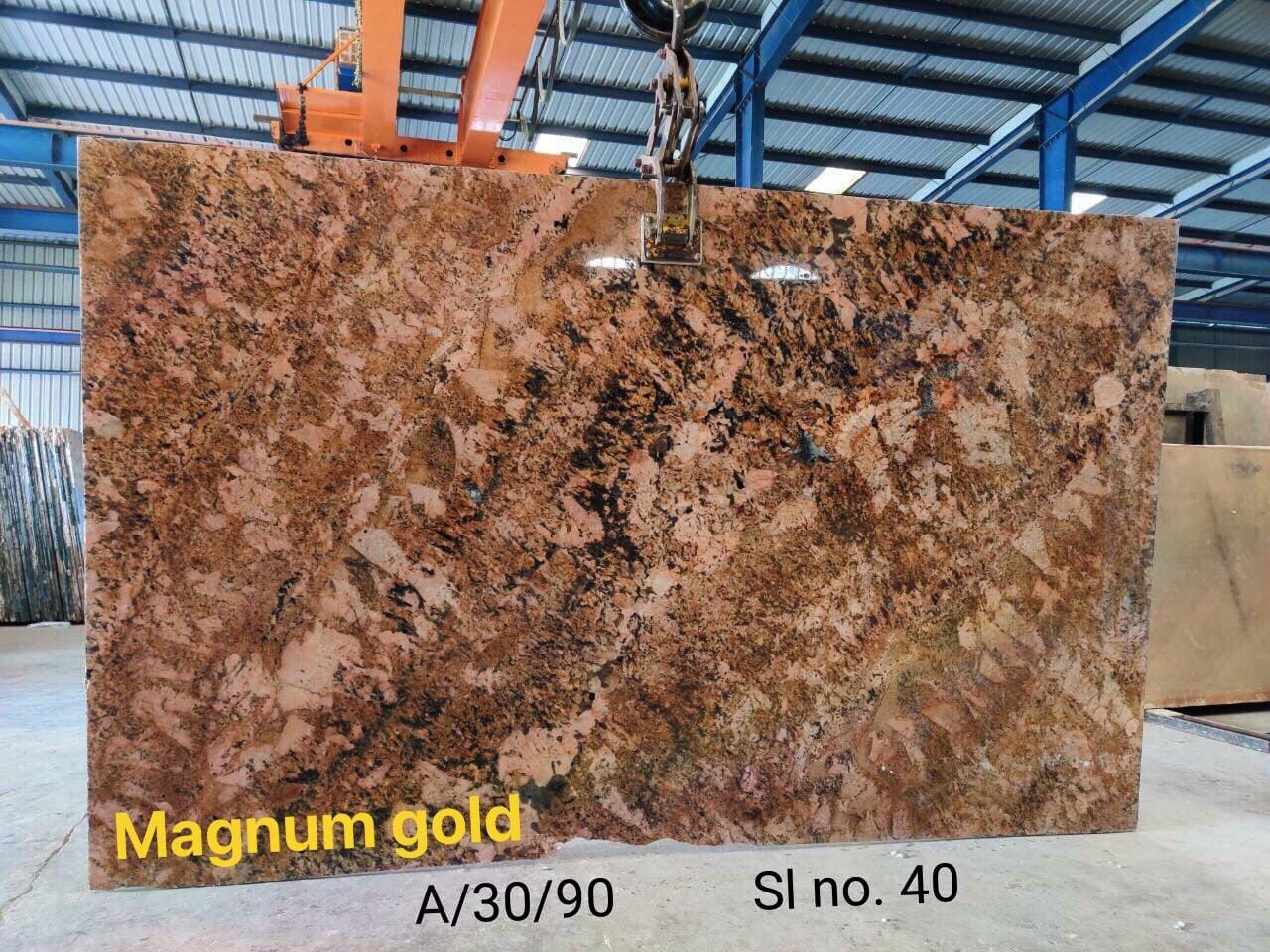 đá Magnum gold