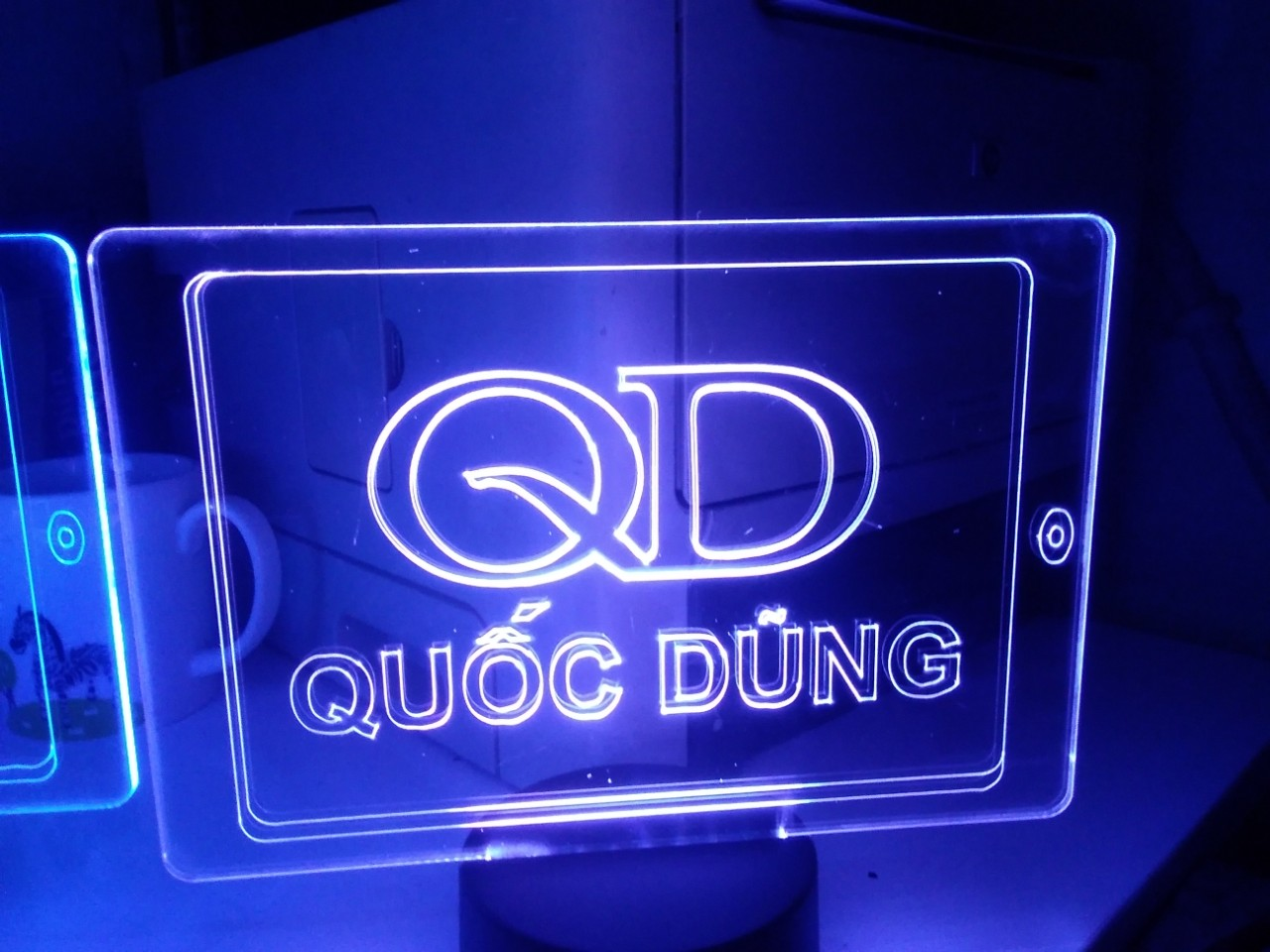 led quoc dung