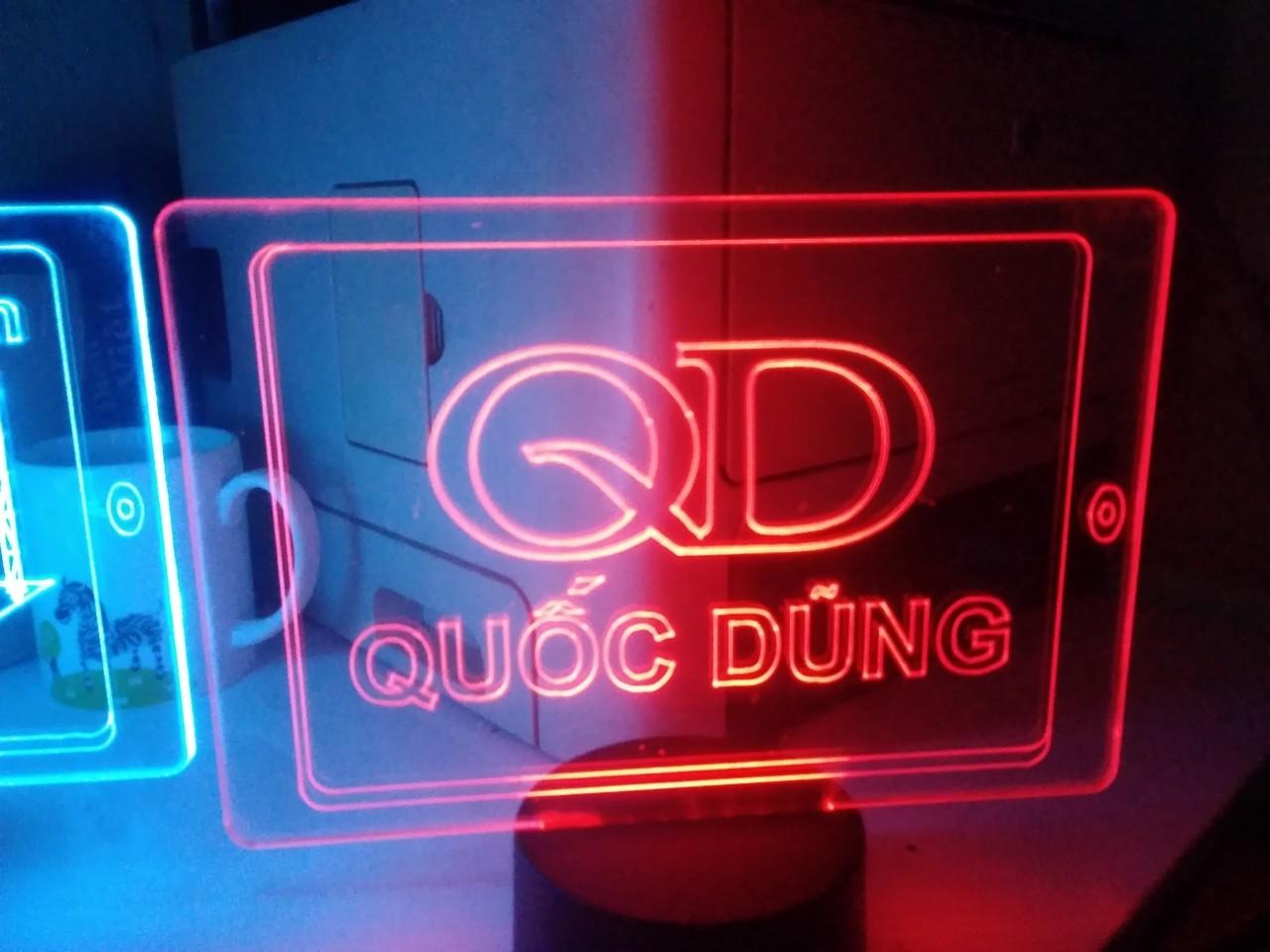 led quoc dung ban ten